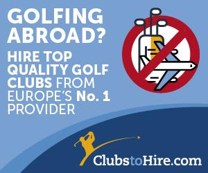golf club hire